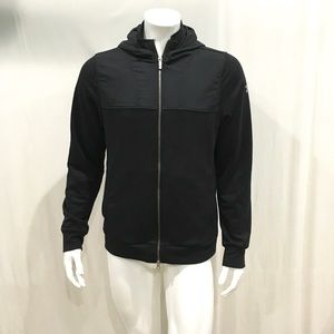 Under Armour Men's Black Full Zip Hoodie